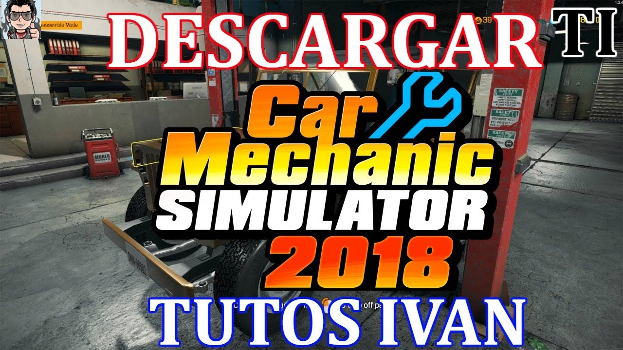 Descargar E Instalar Car Mechanic Simulator 2018 Pc Full