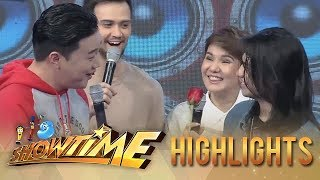It's Showtime Copy-Cut: Ryan helps Kid do his FUNishment