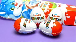 Kinder Surprise Egg with Surprise Toys