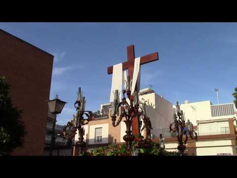 salida procesional - CRUZ DE MAYO - parroq. san diego de alcala (el plantinar ) ......2017