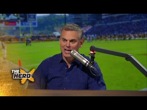 Best of The Herd with Colin Cowherd on FS1 | JANUARY 02 - JANUARY 06 2017 | THE HERD