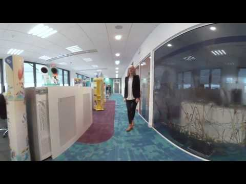 Take a walk through our offices in Heidelberg - RB Germany