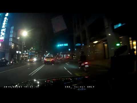 計程車163-K7號違規跨越雙白線行駛