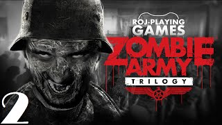 ZOMBIE ARMY TRILOGY | 2/9 | RELOADING HORSE | ROJ-PLAYING GAMES! | 60FPS GAMEPLAY