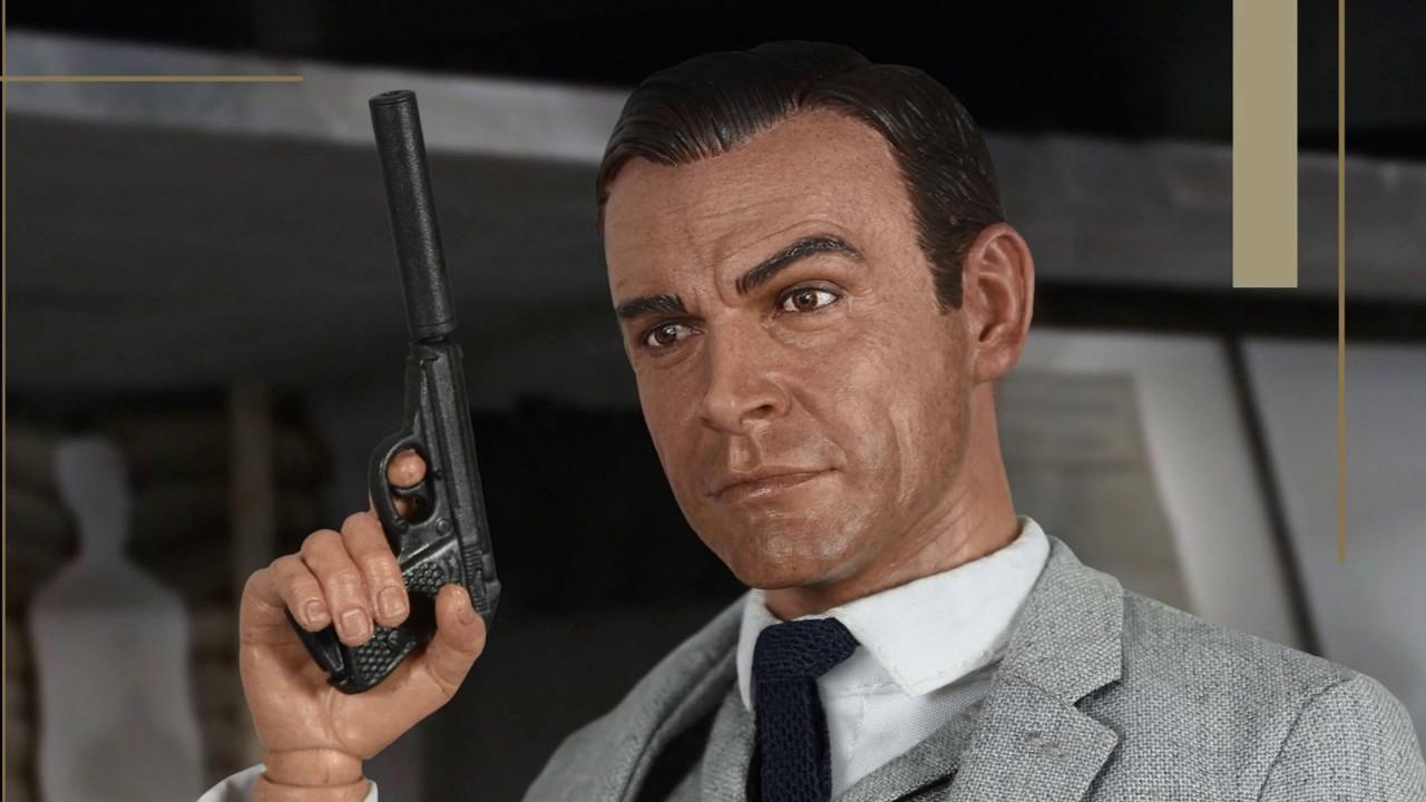 1. James Bond