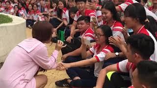 Tớ Thích Cậu - Han Sara | THPT Dương Văn Dương (Nhà Bè)