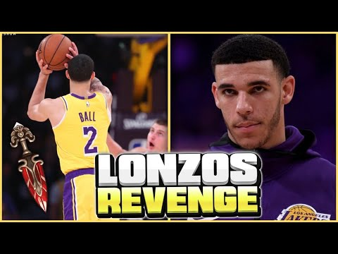 LONZO BALL PLAYED ANGRY & WANTED REVENGE... But Why?