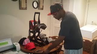 Hat press