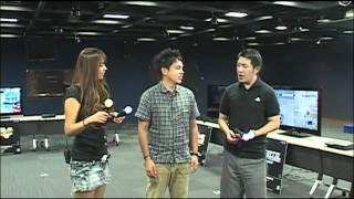 アメリカザリガニ&松本さゆきによる『PlayStation Move体験』第二弾。...