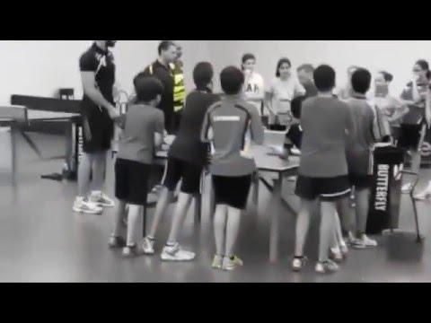 Aleksey Yefremov - ITTF High Performance Coach