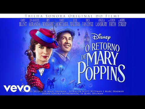 "Bruna Guerin - Algum Lugar From ""O Retorno de Mary Poppins"" Only"