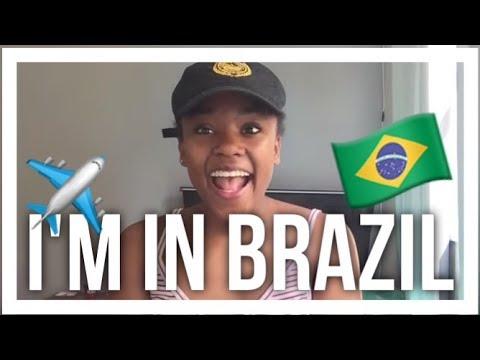 I'M IN BRAZIL?! | My Study Abroad Homestay