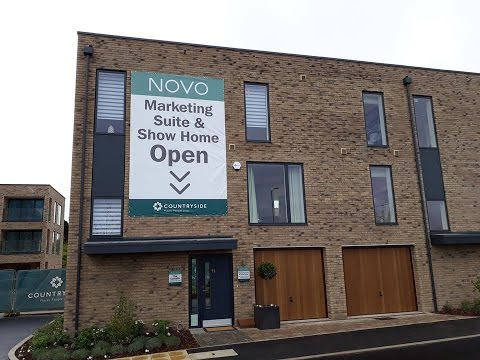 Countryside Properties - The Castello  @ NOVO, Great kneighton, by Showhomesonline