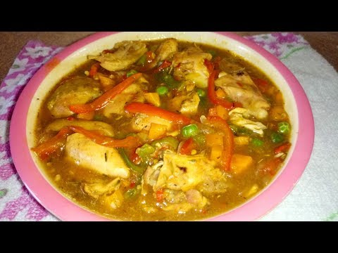 Chicken Curry Sauce Recipe: How to Prepare Chicken Curry Sauce