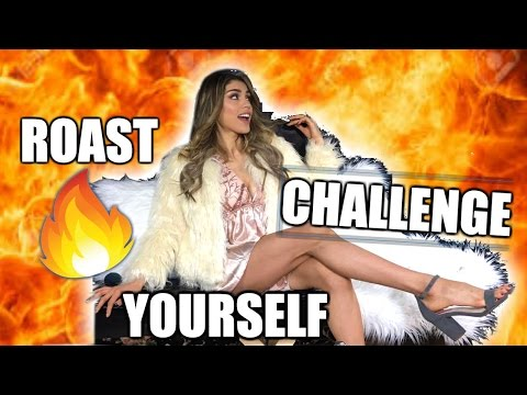 ROAST YOURSELF CHALLENGE - PAUTIPS
