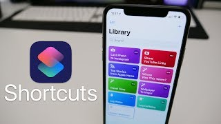 Shortcuts for iOS 12 - How it Works (4K60P)