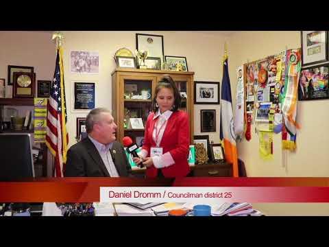 Daniel Dromm Councilman District 25 Promote Song Kran Festival April 21 and 28, 2018 New York