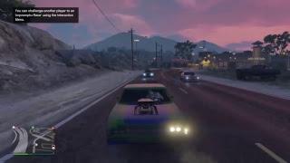 Gta drag racing