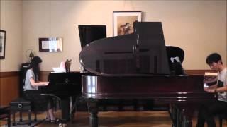 Sailor Moon R 「黒い月、総攻撃 (Black Moon Attack)」 piano arrangement
