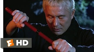 The Blind Swordsman: Zatoichi (10/11) Movie CLIP - Zatoichi vs. Genosuke (2003) HD
