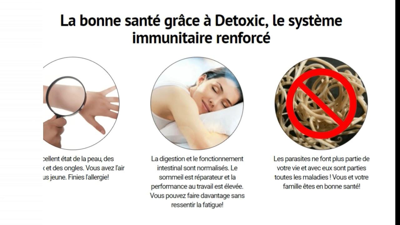 Éliminer Les Parasites Intestinaux | Detoxic FRANCE