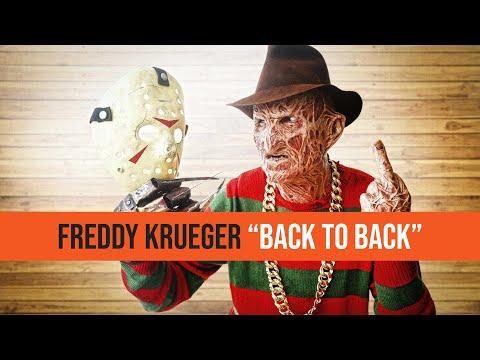 """FREDDY KRUEGER - OFFICIAL """"BACK TO BACK"""" (FREDDY VS. JASON DISS)"""