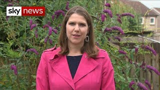 Swinson: 'There's not a big enough majority in this country for Brexit'