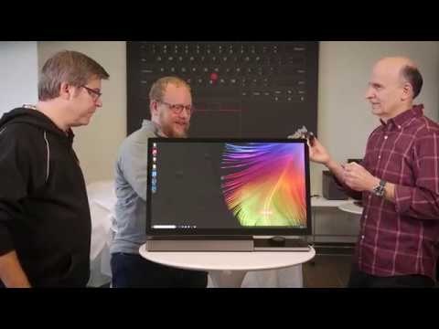 Lenovo Unboxed: Yoga A940 All-In-One PC