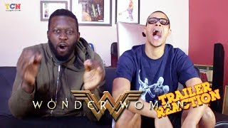 WONDER WOMAN – Rise of the Warrior [Final Trailer] - REACTION