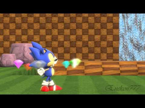 Classic Sonic | SourceFilmmaker Animation | Sonic Animations