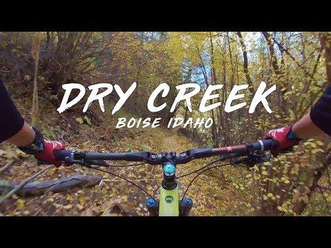 DRY CREEK - Boise Idaho (Amazing MTB Trail)