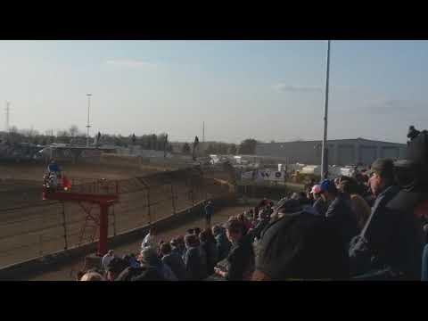 Ethan Mitchell Qualifying  Kokomo Speedway
