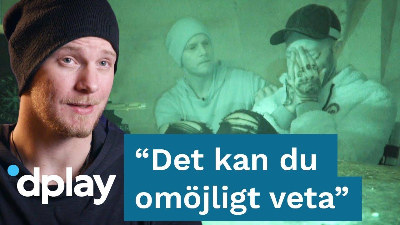 Spökjakt Näsby Slott | Mediet Andreas får kontakt med någon som stått Jocke väldigt nära