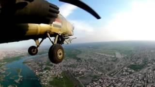 Havadan görüntülerle 360 derece Musul