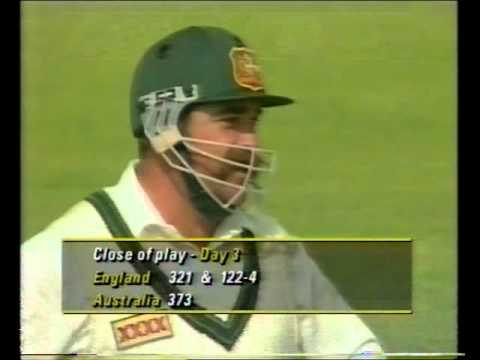 1993 ASHES REVIEW - all 6 tests - SHANE WARNE KILLER SERIES!