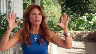 "Son Of God: Roma Downey ""Mary, Mother of Jesus"" On Set Movie Interview"