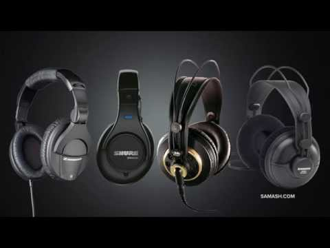 Pro Headphone Roundup - Under $100
