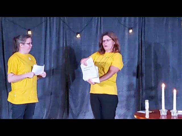 Gula Kyrkan - Världens ljus - 2020-10-17