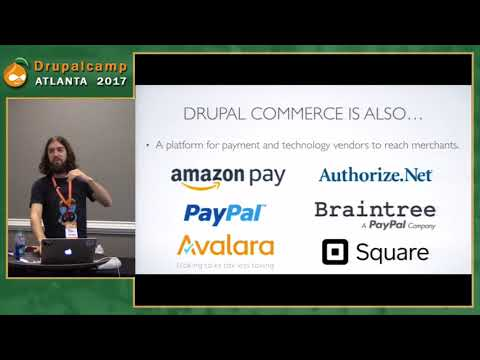 DCATL 2017 - Marketing and Selling the Drupal Commerce Ecosystem on YouTube