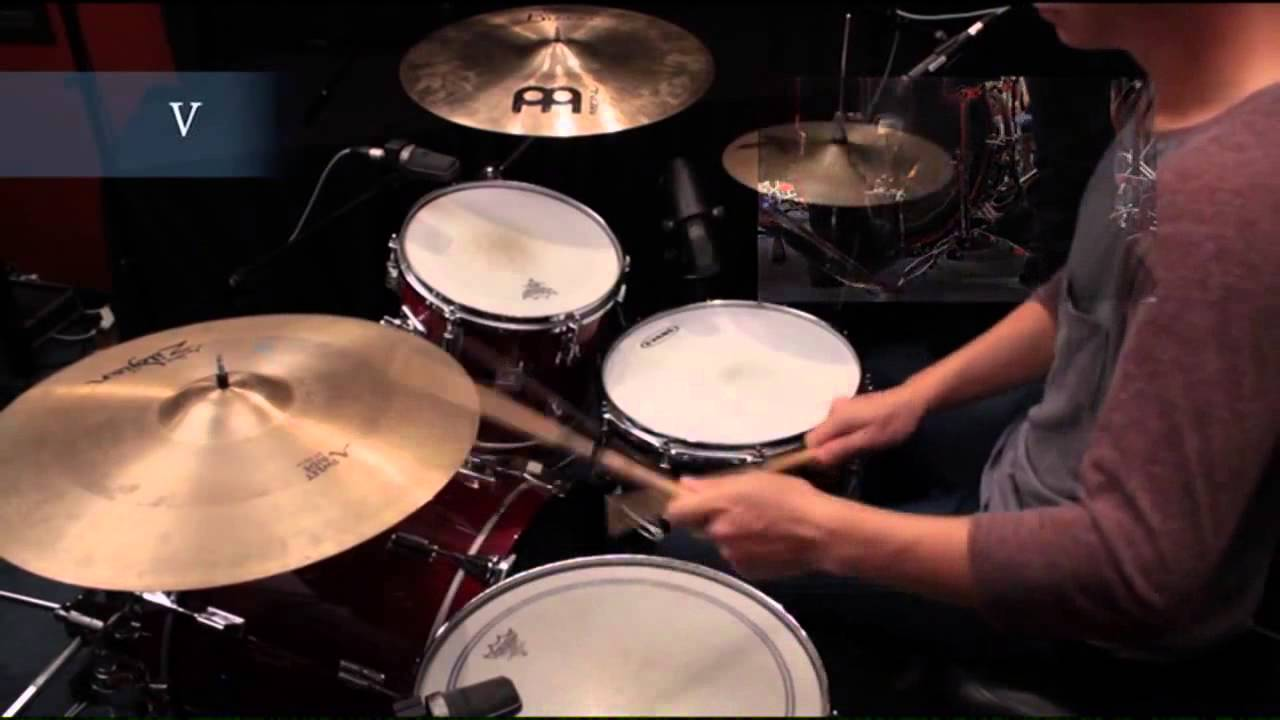 Hillsong Live - Glorious Ruins - Drums