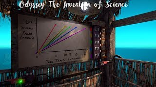 I FORGOT HOW MUCH READING THERE IS | Odyssey The Invention of Science #5