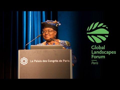 Ngozi Okonjo-Iweala Opening Keynote GLF 2015