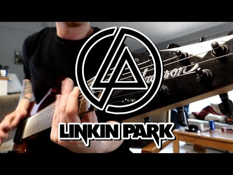 linkin park - hit the floor (8 string guitar cover in drop e) *archetype plini*