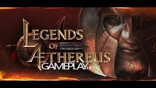 Legends Of Aethereus ( PC Gamepaly ) HD