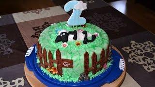 Shaun das Schaf Torte