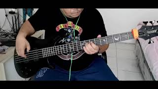 Badut-Badut Jakarta - GOD BLESS [Bass Cover]