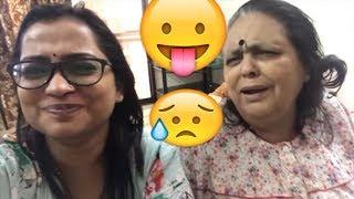 Saas ki Bolti Huvi Band Ye Sunkar | Saturday Vlog | Indian Mom on Duty