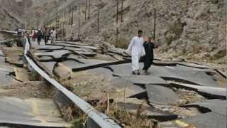 Cyclone Gonu - Muscat, Oman 2007