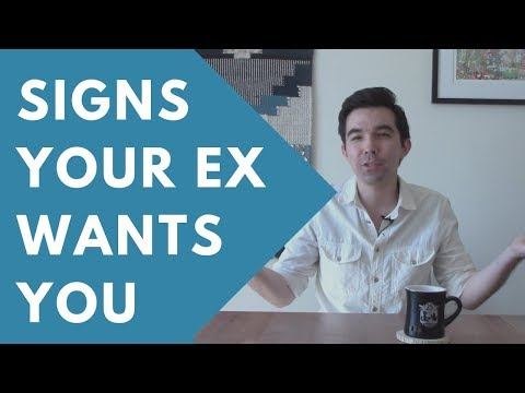 5 Signs Ex Is Ready to Get Back Together With You