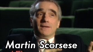 Martin Scorsese on Watching THE SEARCHERS for the First Time